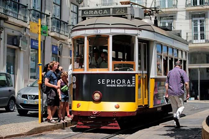 Recorde. Portugal recebeu perto de 21 milhões de turistas em 2017