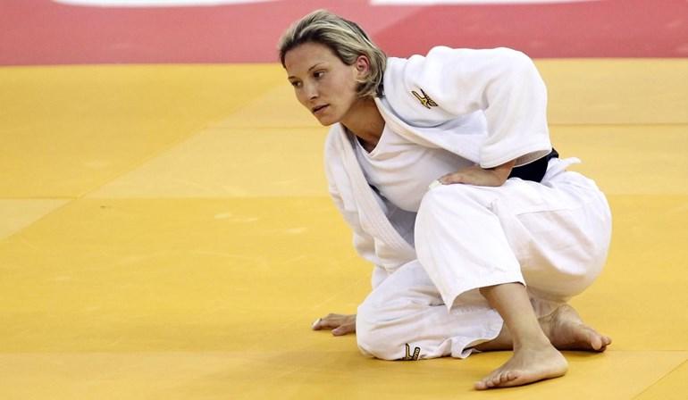 Judoca Yahima Ramirez perdeu ao primeiro combate no Grand Slam de Ekaterinburgo