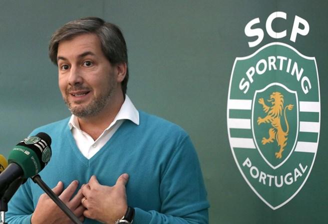 Bruno de Carvalho fala em terrorismo comunicacional e acusa Benfica