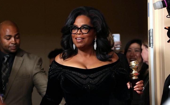 Oprah revela se vai concorrer à Casa Branca em 2020