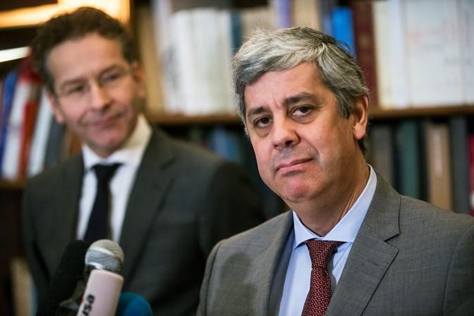 Mário Centeno assume hoje a liderança do Eurogrupo