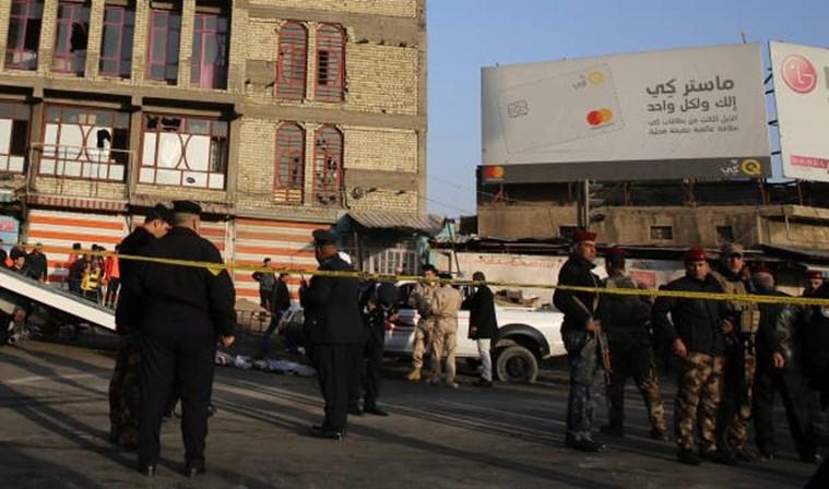 Ataque suicida faz pelo menos 38 mortos em Bagdade