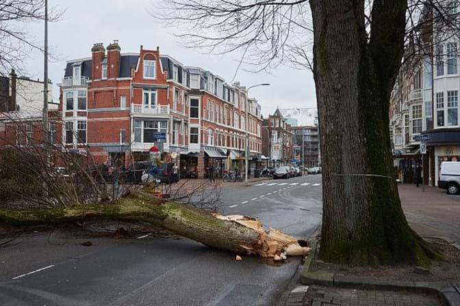 Tempestade mata quase 10 pessoas no norte da Europa