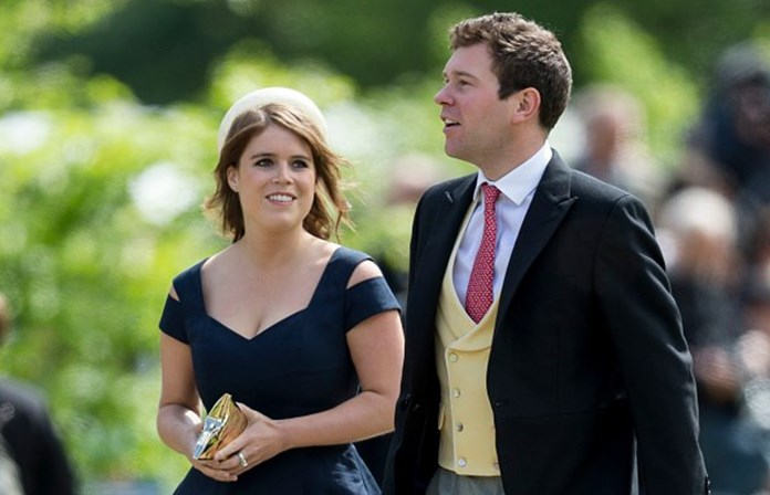 Princesa Eugenie e Jack Brooksbank: divulgadas as fotos oficiais do noivado
