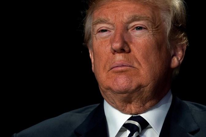 Presidente Donald Trump defende pena de morte para traficantes