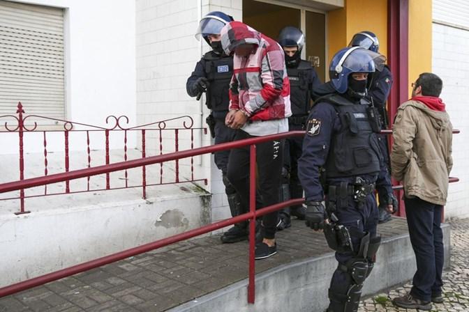PSP deteve seis pessoas em operação em Lisboa