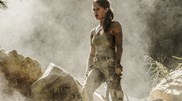 Actor e personagem: Alicia Vikander e Lara Croft