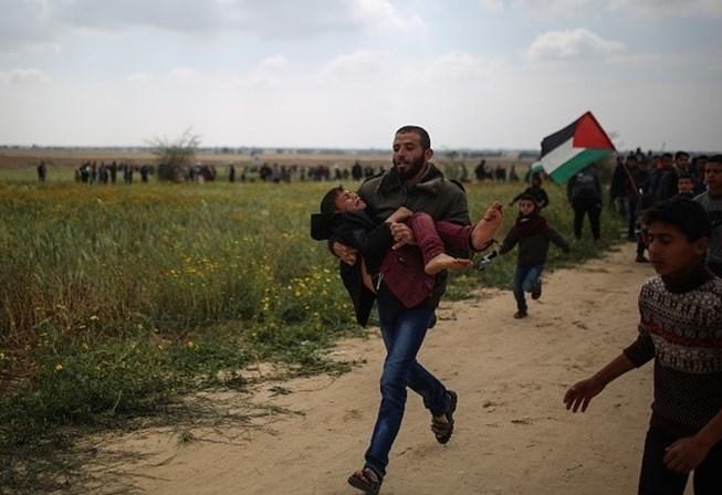Confrontos na fronteira de Gaza com Israel fazem pelo menos 5 mortos