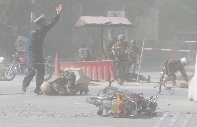 Atos terroristas no Afeganistão já mataram 36 jornalistas desde 2016
