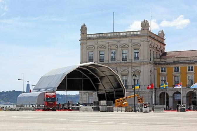 Eurovisão: Casas de apostas colocam Portugal no final da tabela