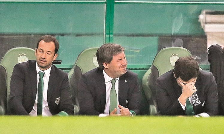 Benfica em 2.º lugar após derrota do Sporting na Madeira