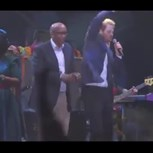 Harry e Coldplay, uma dupla improvável