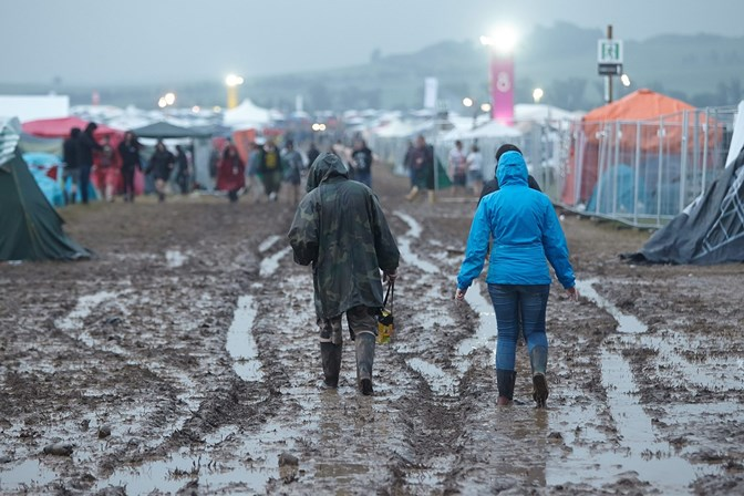 Relâmpagos cancelam festival Rock am Ring na Alemanha