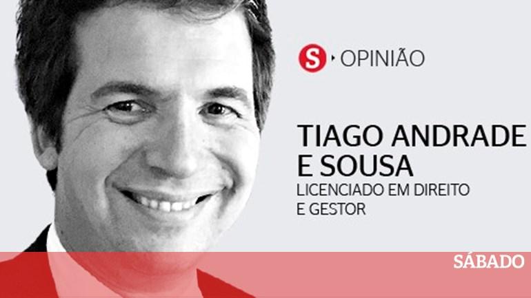 Mas ninguém diz nada  - Tiago Andrade e Sousa - SÁBADO 529af7fa99f