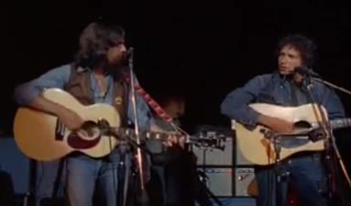 Bob Dylan e George Harrison - If Not For You