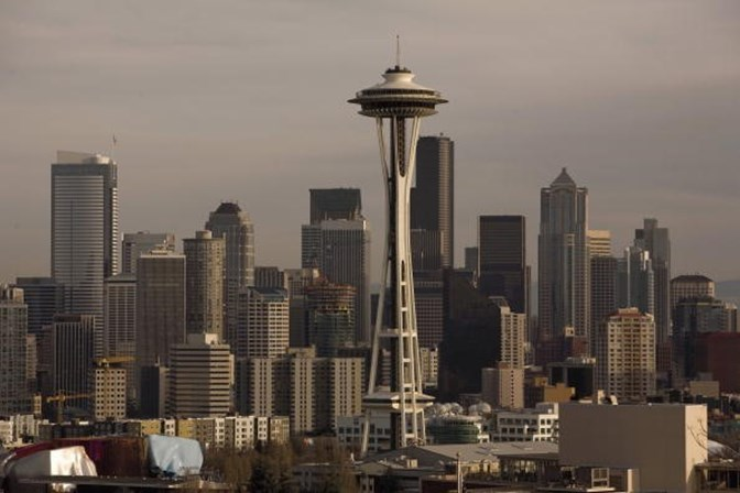 46ª - Seattle, Washington, Estados Unidos