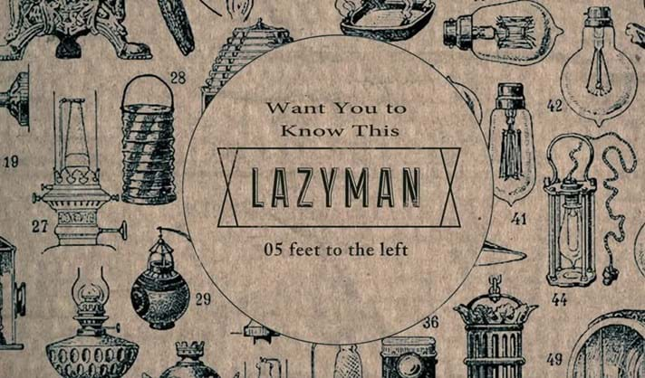 Lazyman - Want You To Know This