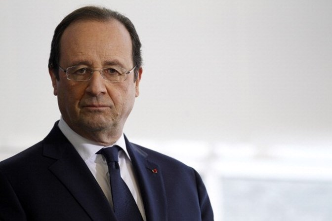 Presidente François Hollande