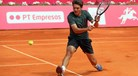 João Domingues apura-se para a segunda ronda do Estoril Open