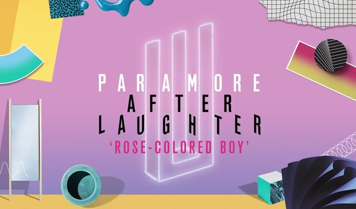 Paramore- Colored Boy