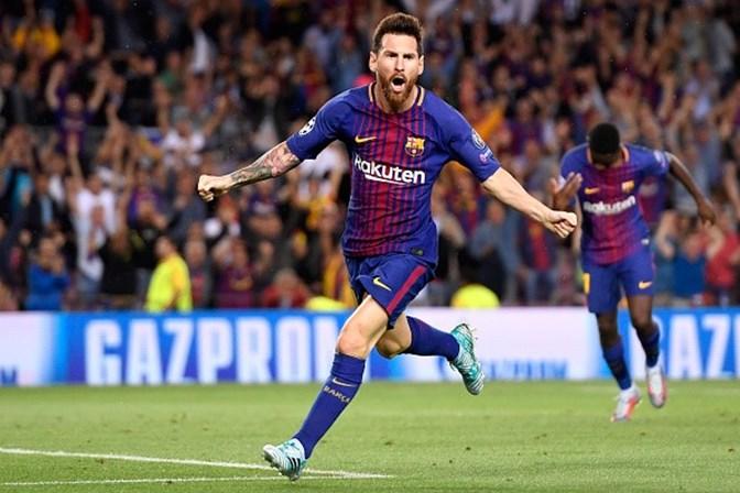 53e1a62713 Messi renovou pelo FC Barcelona até 2021 - Desporto - SÁBADO