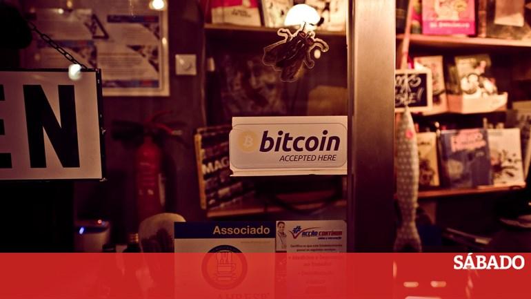 a02e157436e Fomos jantar fora e pagámos com bitcoin - Portugal - SÁBADO