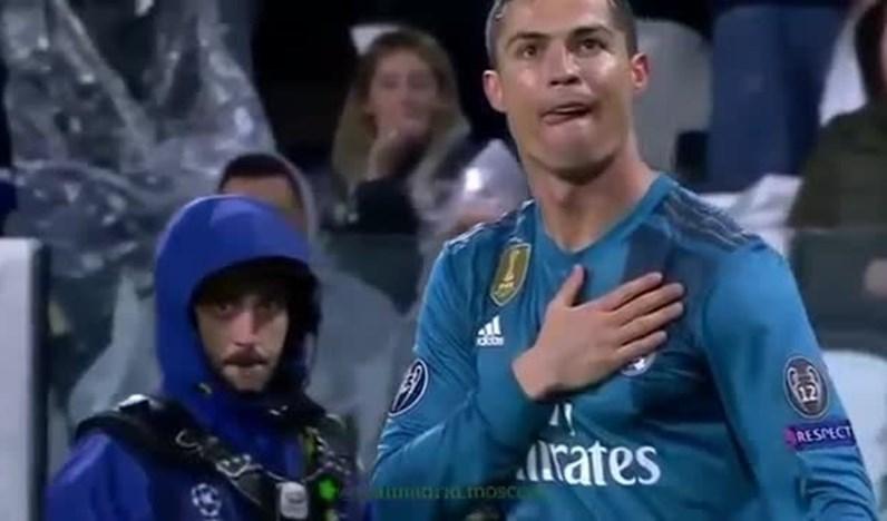 Bicicleta de Cristiano Ronaldo contra Juventus é o melhor golo do ano da  UEFA - Vídeo - SÁBADO 5445aa76ae47a