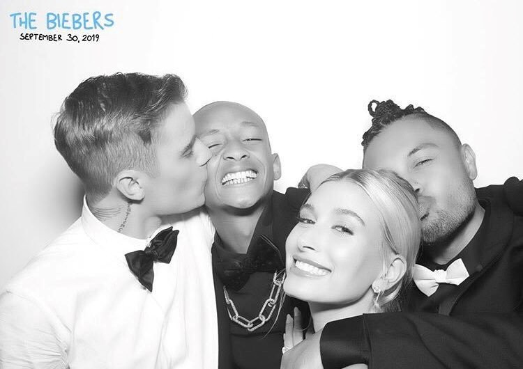 As fotografias do segundo casamento de Justin Bieber e Hailey Baldwin