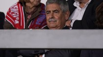 Vice-presidente do Benfica:
