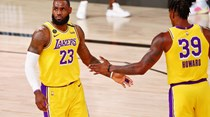 Lakers entram a vencer Nuggets na final da Conferência Oeste da NBA